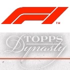 2020 Topps Dynasty Formula 1 Racing Cards