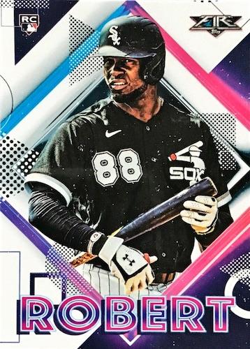 2020 Topps Fire Baseball Cards 5