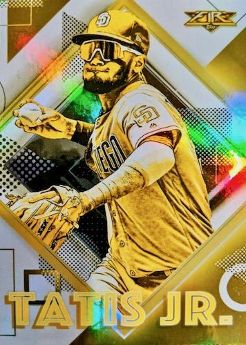 2020 Topps Fire Baseball Cards 3
