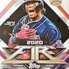 2020 Topps Fire Baseball