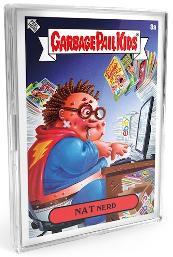 2020 Topps Garbage Pail Kids Exclusive Trading Cards Set Checklist 24