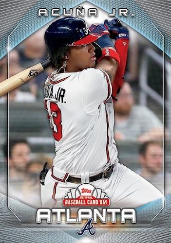 2020 Topps National Baseball Card Day Cards Checklist 3