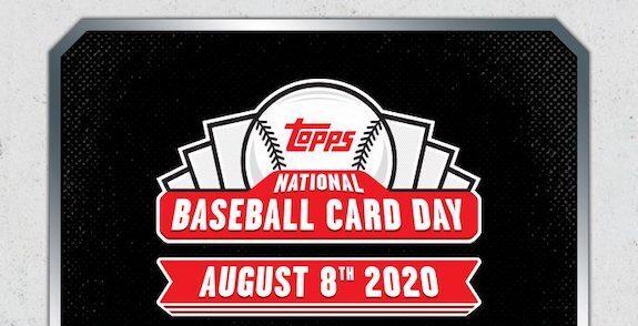 2020 Topps National Baseball Card Day Cards Checklist 1