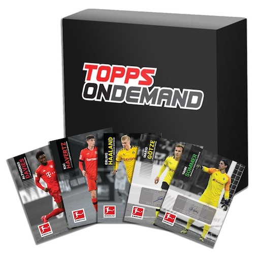2020 Topps On Demand Set Trading Cards Checklist - Set 27 21