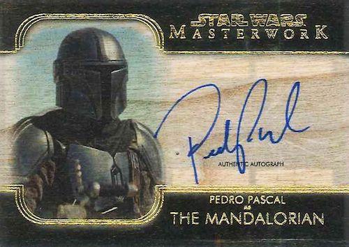 2020 Topps Star Wars Masterwork Trading Cards 3