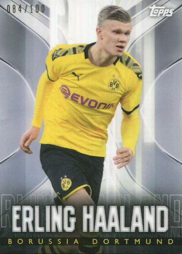 2020 Topps Transcendent BVB Borussia Dortmund Soccer Cards - Checklist Added 5