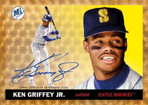 2020 Topps Transcendent Collection Baseball Cards 4