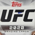 2020 Topps UFC MMA Cards