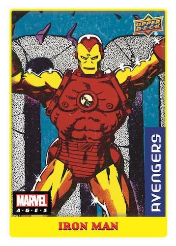 2020 Upper Deck Marvel Ages Trading Cards - Checklist Added 3