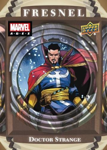 2020 Upper Deck Marvel Ages Trading Cards - Checklist Added 12