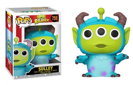 Ultimate Funko Pop Monsters Inc Figures Checklist and Gallery 19