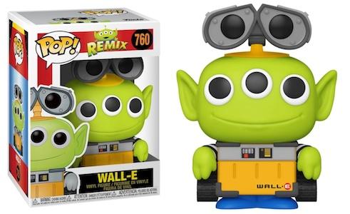 Ultimate Funko Pop Alien Remix Pixar Figures Gallery and Checklist 15