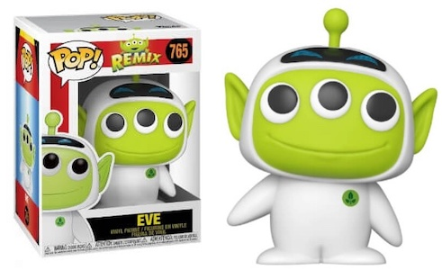 Ultimate Funko Pop Alien Remix Pixar Figures Gallery and Checklist 20