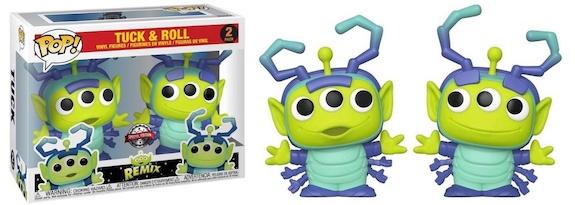Ultimate Funko Pop Alien Remix Pixar Figures Gallery and Checklist 24