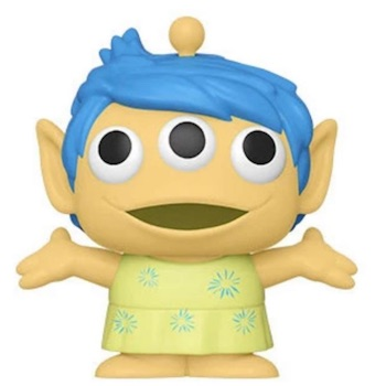 Ultimate Funko Pop Inside Out Figures Gallery and Checklist 18