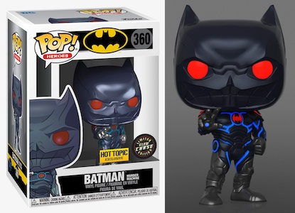 Ultimate Funko Pop Batman Figures Gallery and Checklist 121