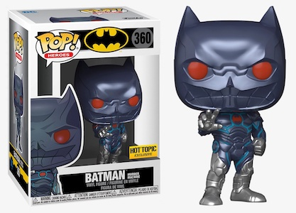 Ultimate Funko Pop Batman Figures Gallery and Checklist 120