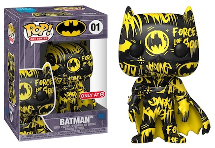 Ultimate Funko Pop Batman Figures Gallery and Checklist 129