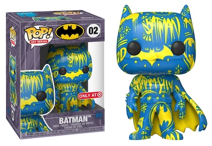 Ultimate Funko Pop Batman Figures Gallery and Checklist 130