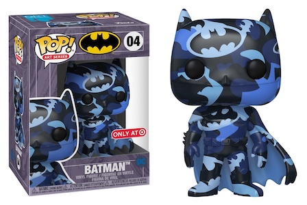 Ultimate Funko Pop Batman Figures Gallery and Checklist 132