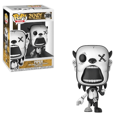 Funko Pop Bendy and the Ink Machine Figures 11