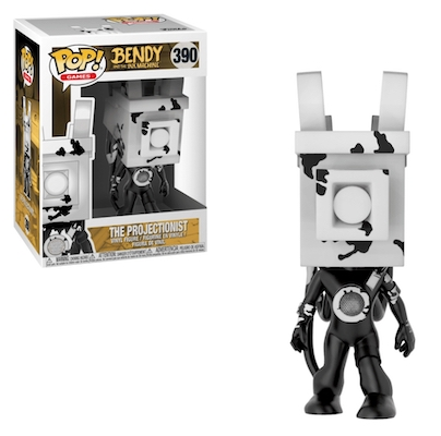 Funko Pop Bendy and the Ink Machine Figures 12