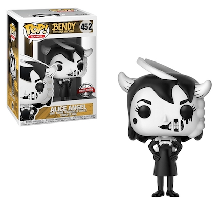 Funko Pop Bendy and the Ink Machine Figures 15