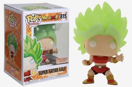 Ultimate Funko Pop Dragon Ball Z Figures Checklist and Gallery 136