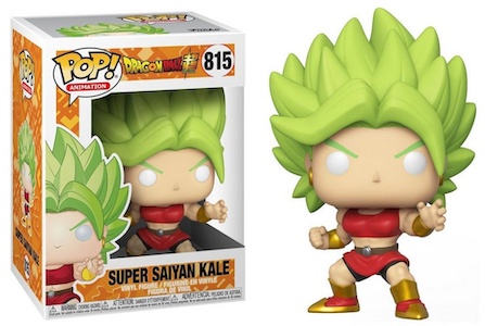 Ultimate Funko Pop Dragon Ball Z Figures Checklist and Gallery 135