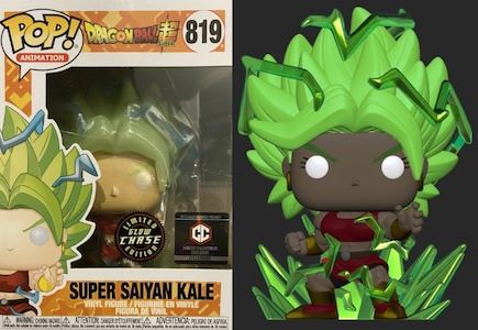 Ultimate Funko Pop Dragon Ball Z Figures Checklist and Gallery 142
