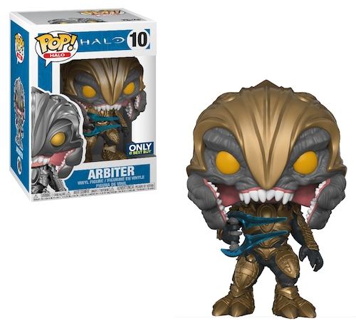 Ultimate Funko Pop Halo Figures Gallery and Checklist 17