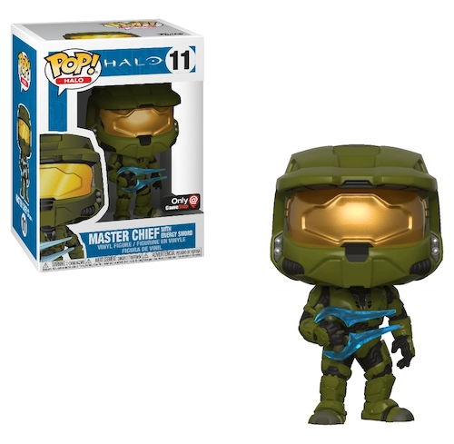 Ultimate Funko Pop Halo Figures Gallery and Checklist 18