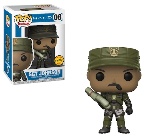 Ultimate Funko Pop Halo Figures Gallery and Checklist 14