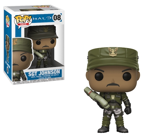 Ultimate Funko Pop Halo Figures Gallery and Checklist 13