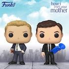 Funko Pop How I Met Your Mother Figures