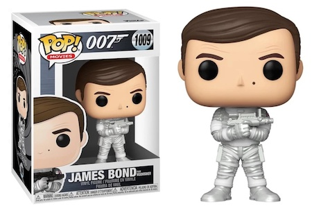 Ultimate Funko Pop James Bond Figures Gallery and Checklist 19