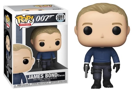 Ultimate Funko Pop James Bond Figures Gallery and Checklist 20