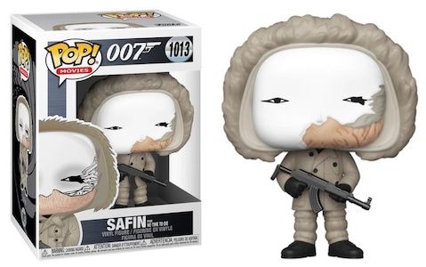Ultimate Funko Pop James Bond Figures Gallery and Checklist 22