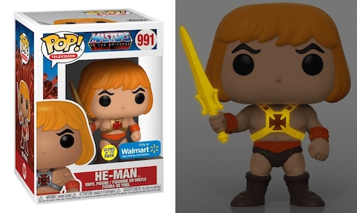 Ultimate Funko Pop Masters of the Universe Figures Checklist and Gallery 31