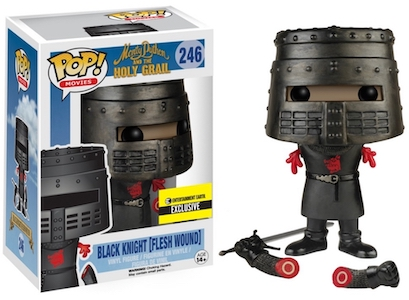 Funko Pop Monty Python and the Holy Grail Figures 6