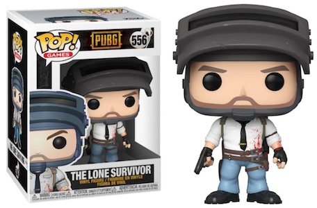 Funko Pop PUBG PlayerUnknown's Battlegrounds Figures 2