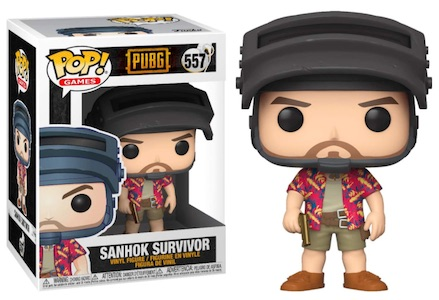 Funko Pop PUBG PlayerUnknown's Battlegrounds Figures 3