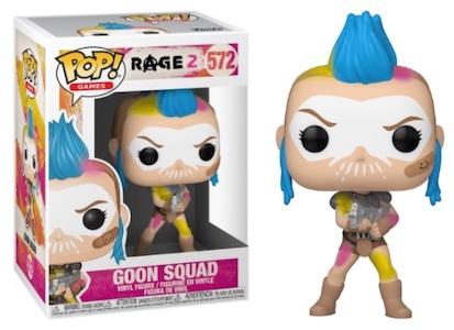Funko Pop Rage Vinyl Figures 2