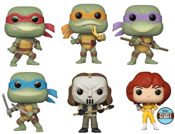 Ultimate Funko Pop Teenage Mutant Ninja Turtles Figures Checklist and Gallery 25
