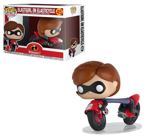 Ultimate Funko Pop The Incredibles Figures Checklist and Gallery 24