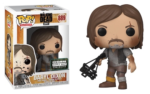 Ultimate Funko Pop Walking Dead Figures Checklist and Gallery 84