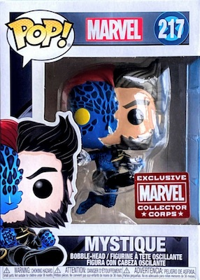 Ultimate Funko Pop X-Men Figures Gallery and Checklist 39