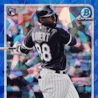 Luis Robert Rookie Cards Guide