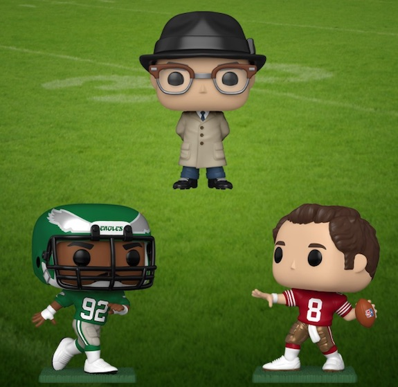 Ultimate Funko Pop NFL Football Figures Checklist and Gallery - 2020 Legends Figures 190