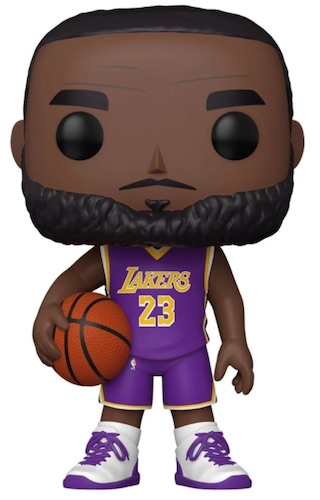 Ultimate Funko Pop NBA Basketball Figures Gallery and Checklist 93